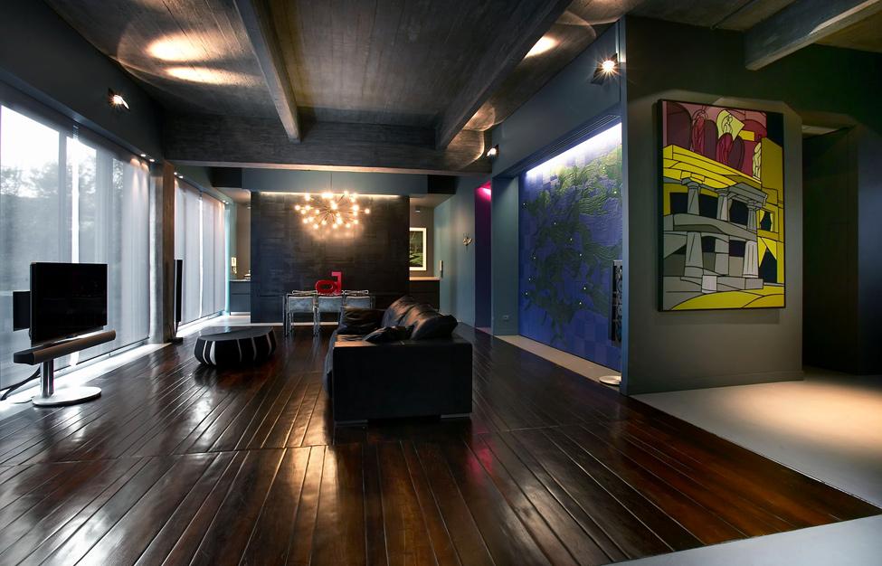 Самые красивые однокомнатные квартиры в италии